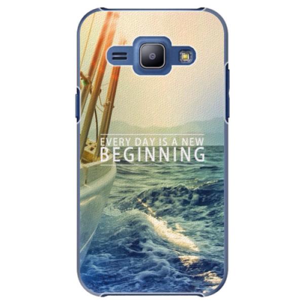 Plastové pouzdro iSaprio - Beginning - Samsung Galaxy J1