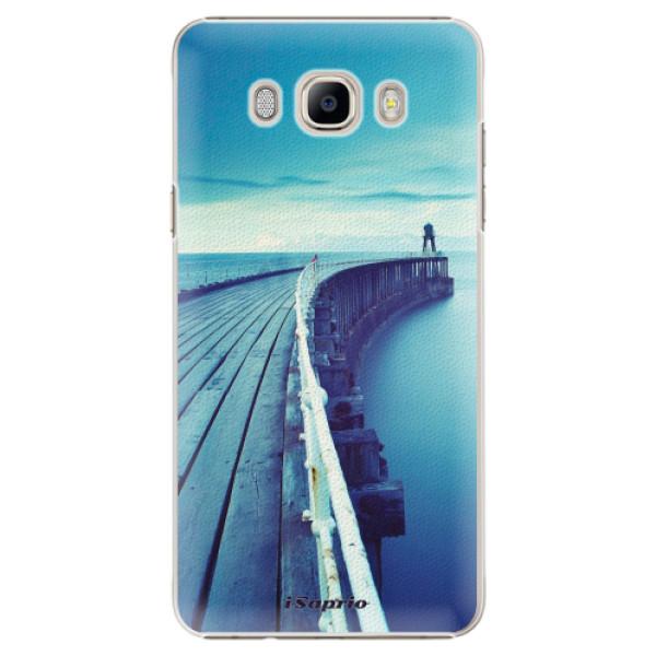 Plastové pouzdro iSaprio - Pier 01 - Samsung Galaxy J7 2016