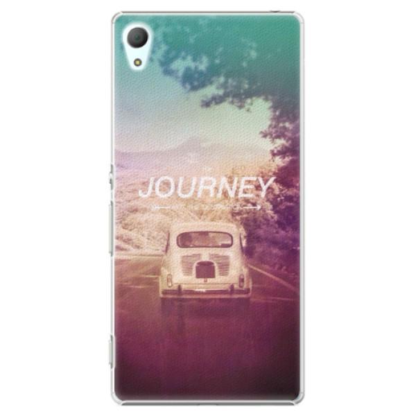 Plastové pouzdro iSaprio - Journey - Sony Xperia Z3+ / Z4