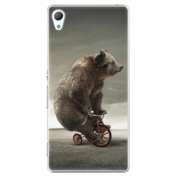 Plastové pouzdro iSaprio - Bear 01 - Sony Xperia Z3+ / Z4