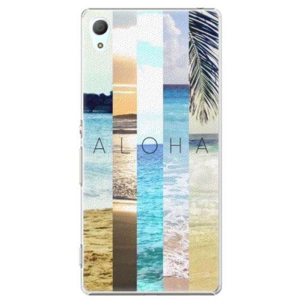 Plastové pouzdro iSaprio - Aloha 02 - Sony Xperia Z3+ / Z4