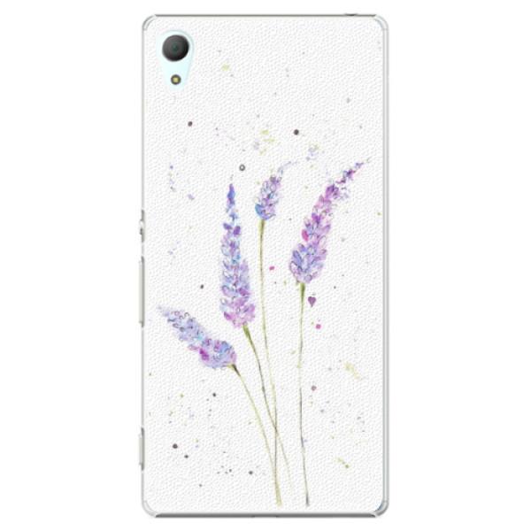 Plastové pouzdro iSaprio - Lavender - Sony Xperia Z3+ / Z4