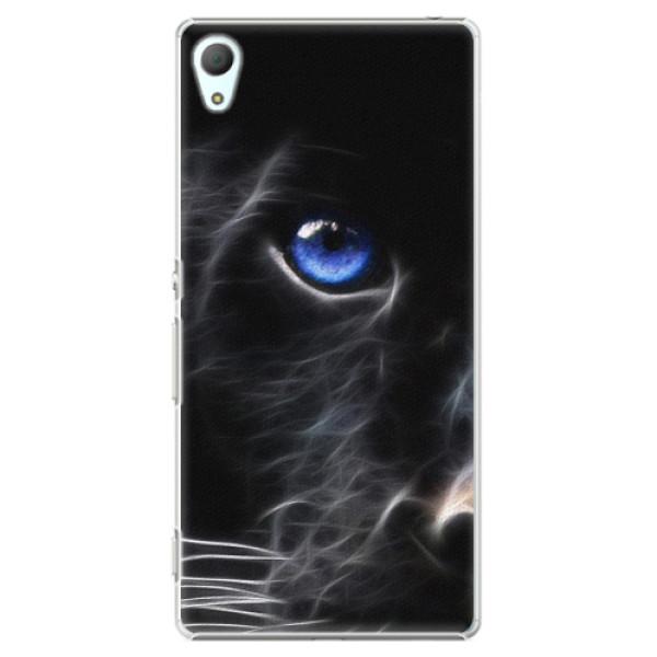 Plastové pouzdro iSaprio - Black Puma - Sony Xperia Z3+ / Z4