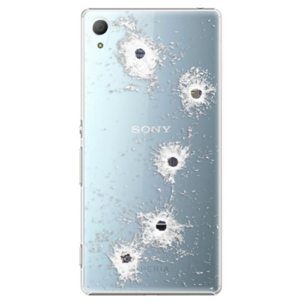 Plastové pouzdro iSaprio - Gunshots - Sony Xperia Z3+ / Z4