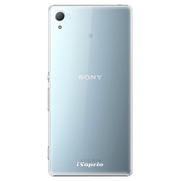 Plastové pouzdro iSaprio - 4Pure - mléčný bez potisku - Sony Xperia Z3+ / Z4