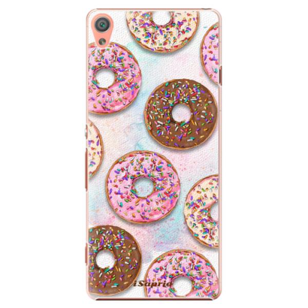 Plastové pouzdro iSaprio - Donuts 11 - Sony Xperia XA