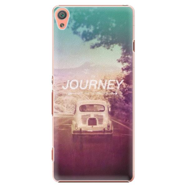 Plastové pouzdro iSaprio - Journey - Sony Xperia XA