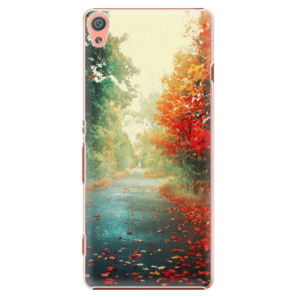 Plastové pouzdro iSaprio - Autumn 03 - Sony Xperia XA
