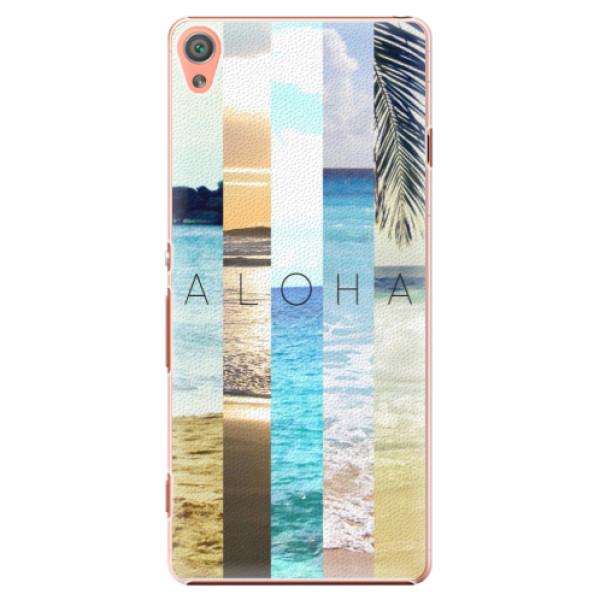 Plastové pouzdro iSaprio - Aloha 02 - Sony Xperia XA
