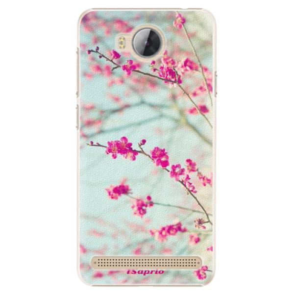 Plastové pouzdro iSaprio - Blossom 01 - Huawei Y3 II