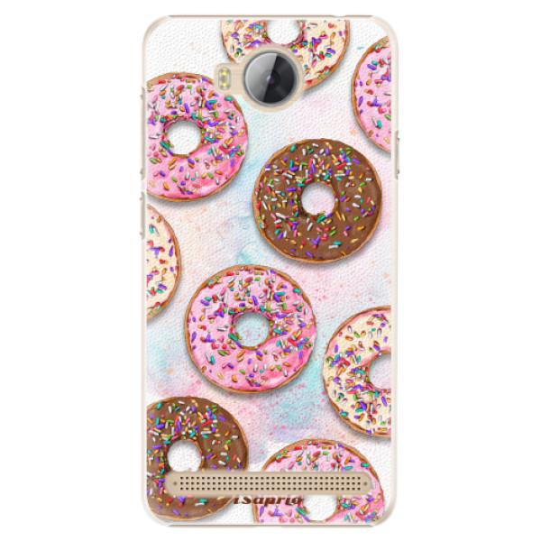 Plastové pouzdro iSaprio - Donuts 11 - Huawei Y3 II