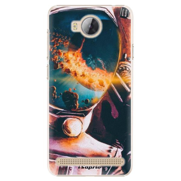 Plastové pouzdro iSaprio - Astronaut 01 - Huawei Y3 II