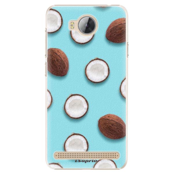 Plastové pouzdro iSaprio - Coconut 01 - Huawei Y3 II