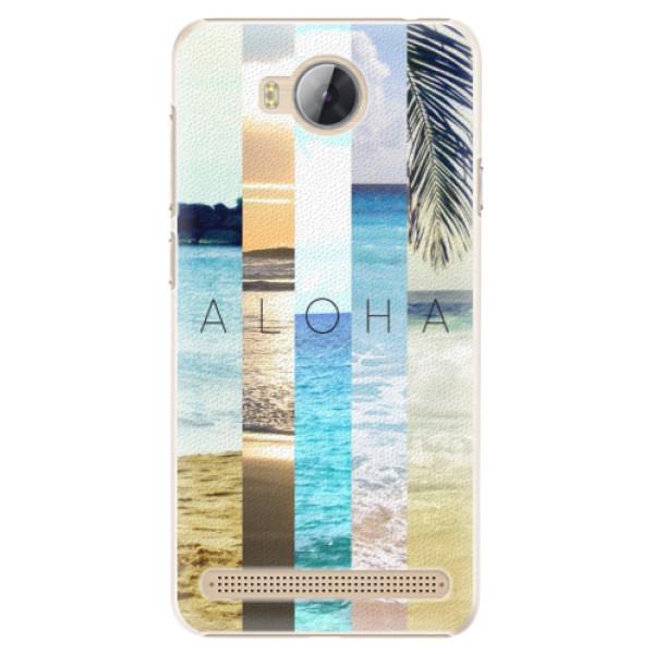 Plastové pouzdro iSaprio - Aloha 02 - Huawei Y3 II