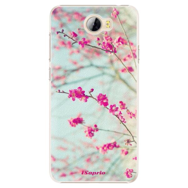 Plastové pouzdro iSaprio - Blossom 01 - Huawei Y5 II / Y6 II Compact