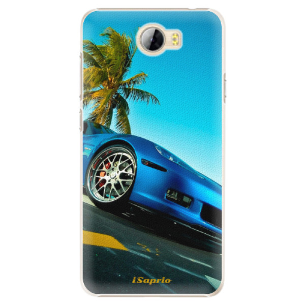 Plastové pouzdro iSaprio - Car 10 - Huawei Y5 II / Y6 II Compact