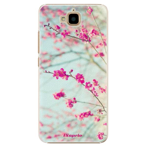 Plastové pouzdro iSaprio - Blossom 01 - Huawei Y6 Pro