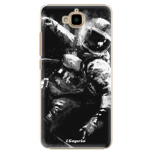 Plastové pouzdro iSaprio - Astronaut 02 - Huawei Y6 Pro