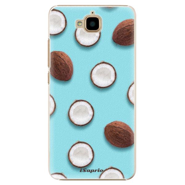Plastové pouzdro iSaprio - Coconut 01 - Huawei Y6 Pro