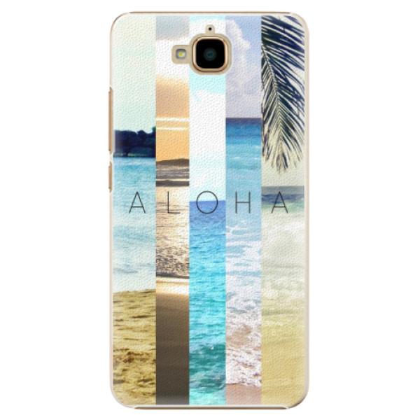 Plastové pouzdro iSaprio - Aloha 02 - Huawei Y6 Pro