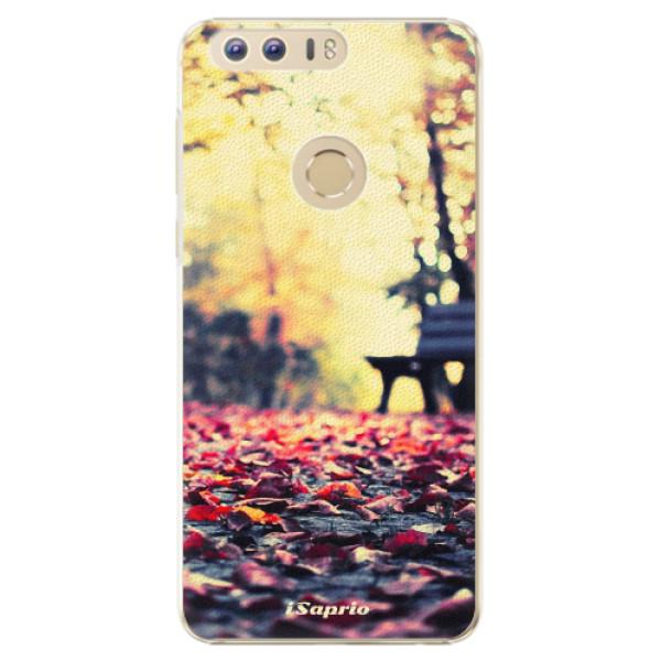 Plastové pouzdro iSaprio - Bench 01 - Huawei Honor 8