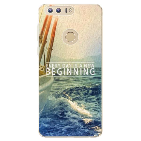 Plastové pouzdro iSaprio - Beginning - Huawei Honor 8