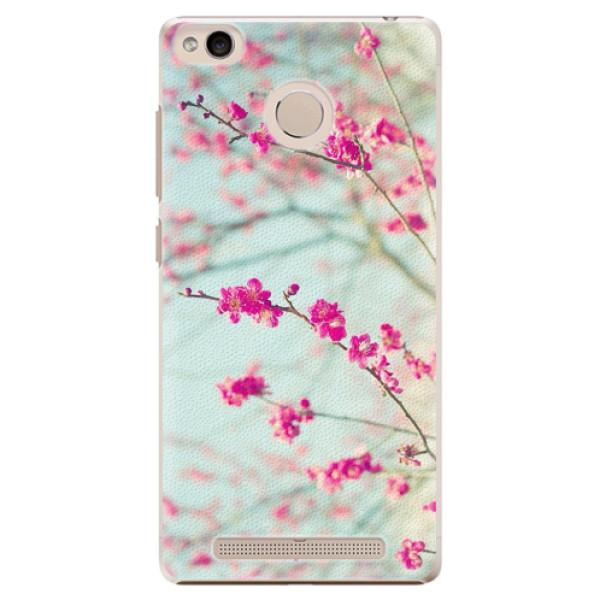 Plastové pouzdro iSaprio - Blossom 01 - Xiaomi Redmi 3S