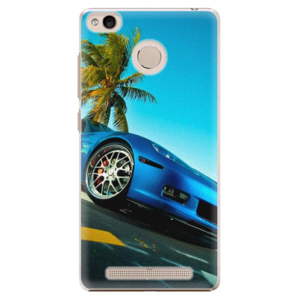 Plastové pouzdro iSaprio - Car 10 - Xiaomi Redmi 3S
