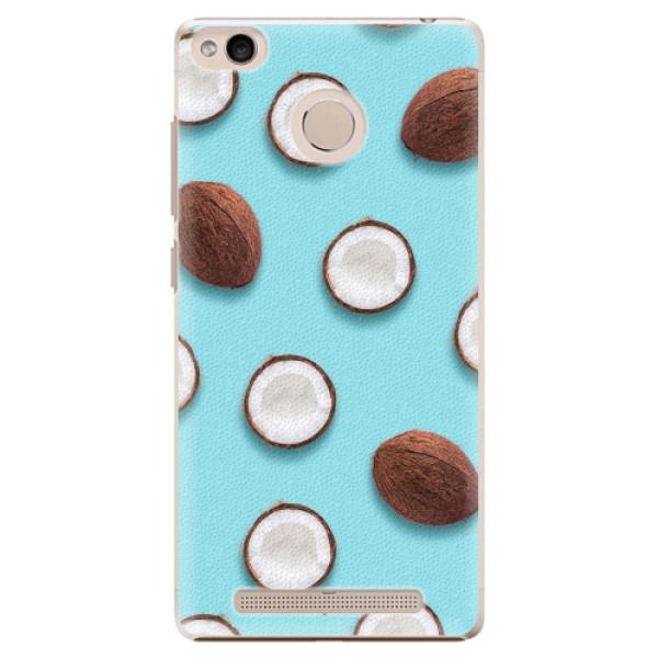 Plastové pouzdro iSaprio - Coconut 01 - Xiaomi Redmi 3S