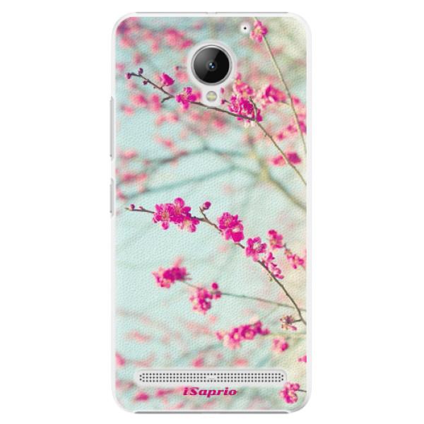Plastové pouzdro iSaprio - Blossom 01 - Lenovo C2