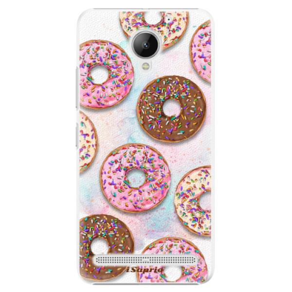Plastové pouzdro iSaprio - Donuts 11 - Lenovo C2