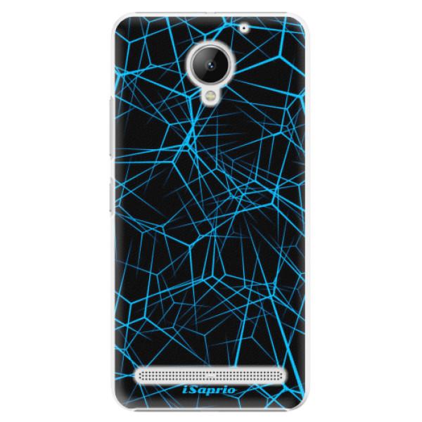 Plastové pouzdro iSaprio - Abstract Outlines 12 - Lenovo C2
