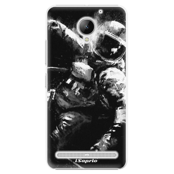 Plastové pouzdro iSaprio - Astronaut 02 - Lenovo C2