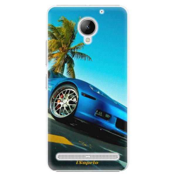 Plastové pouzdro iSaprio - Car 10 - Lenovo C2