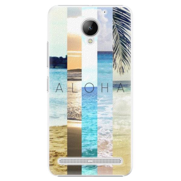 Plastové pouzdro iSaprio - Aloha 02 - Lenovo C2