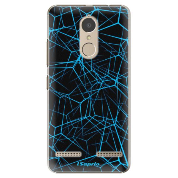 Plastové pouzdro iSaprio - Abstract Outlines 12 - Lenovo K6