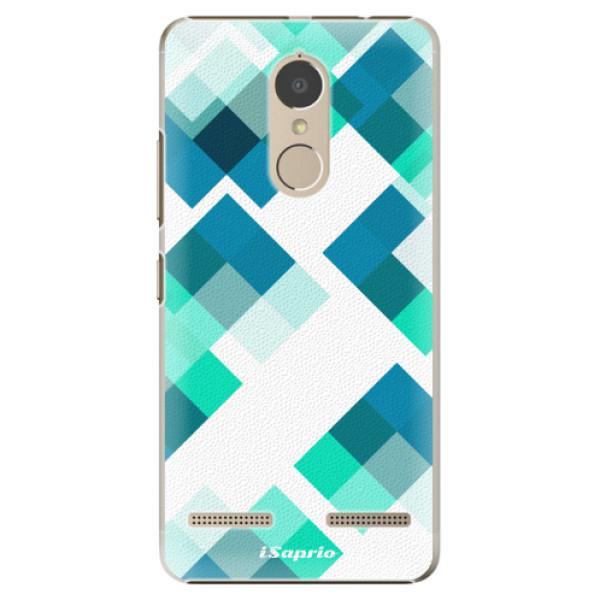 Plastové pouzdro iSaprio - Abstract Squares 11 - Lenovo K6