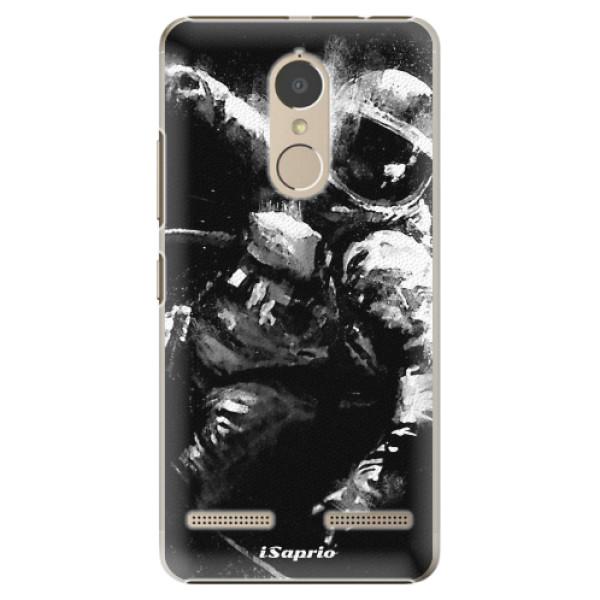 Plastové pouzdro iSaprio - Astronaut 02 - Lenovo K6