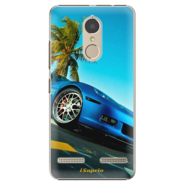 Plastové pouzdro iSaprio - Car 10 - Lenovo K6