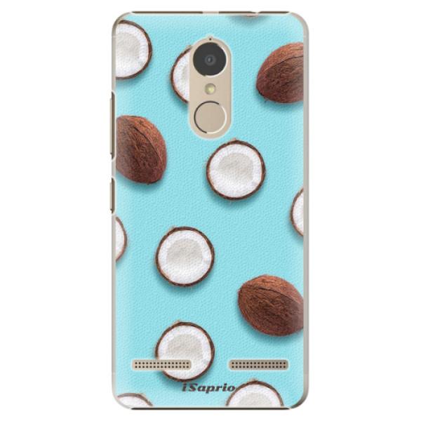 Plastové pouzdro iSaprio - Coconut 01 - Lenovo K6