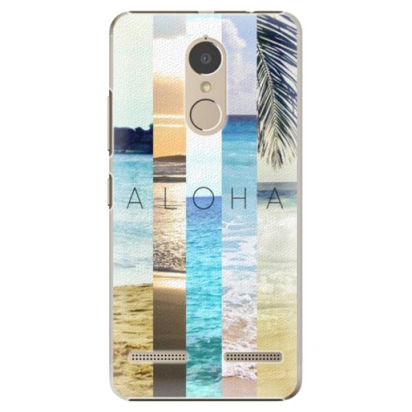Plastové pouzdro iSaprio - Aloha 02 - Lenovo K6