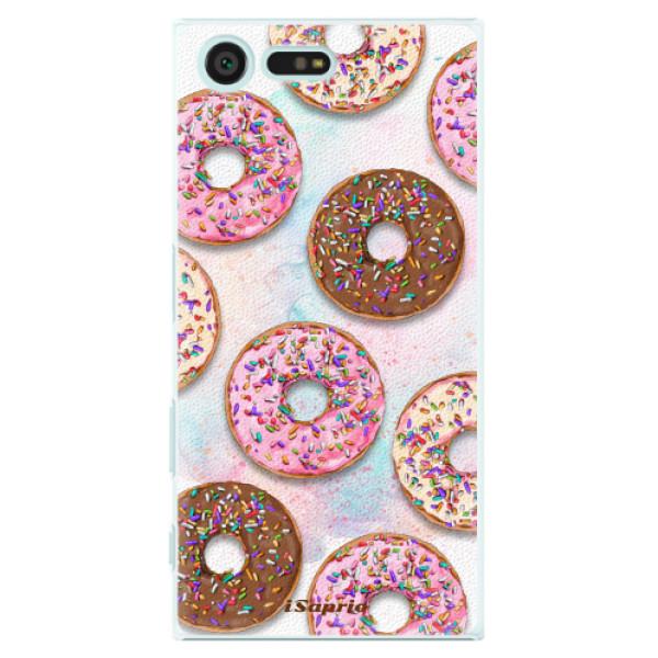 Plastové pouzdro iSaprio - Donuts 11 - Sony Xperia X Compact