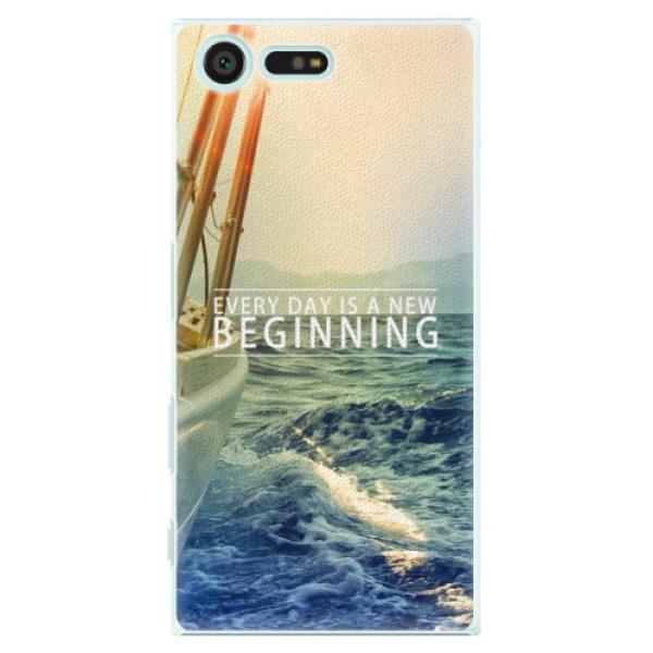 Plastové pouzdro iSaprio - Beginning - Sony Xperia X Compact