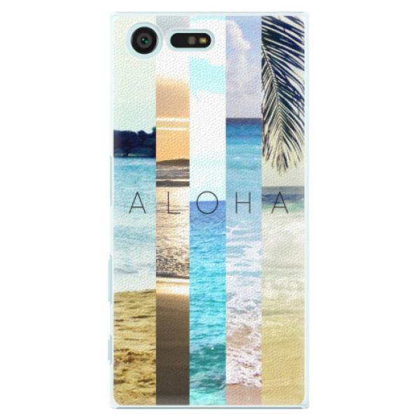 Plastové pouzdro iSaprio - Aloha 02 - Sony Xperia X Compact
