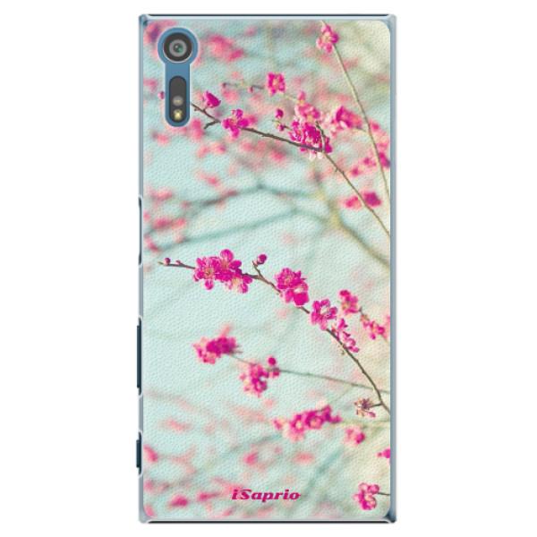 Plastové pouzdro iSaprio - Blossom 01 - Sony Xperia XZ