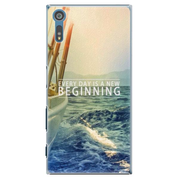 Plastové pouzdro iSaprio - Beginning - Sony Xperia XZ