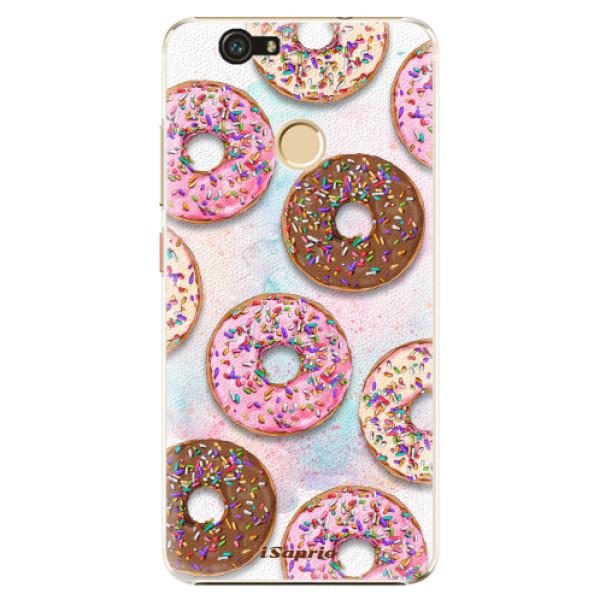 Plastové pouzdro iSaprio - Donuts 11 - Huawei Nova