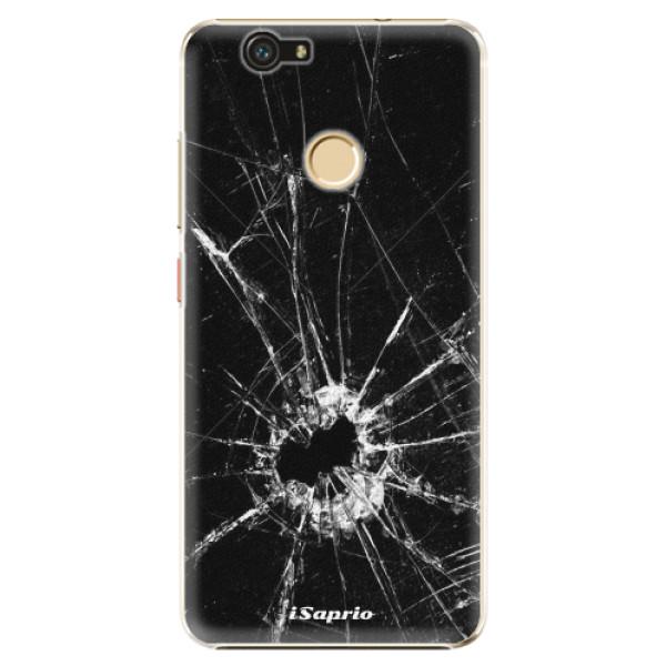 Plastové pouzdro iSaprio - Broken Glass 10 - Huawei Nova