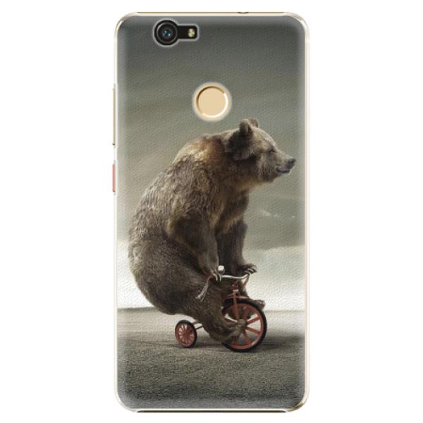 Plastové pouzdro iSaprio - Bear 01 - Huawei Nova