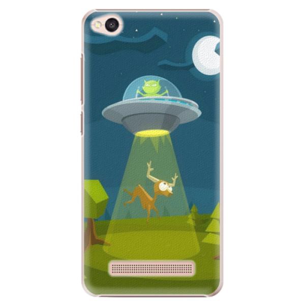 Plastové pouzdro iSaprio - Alien 01 - Xiaomi Redmi 4A